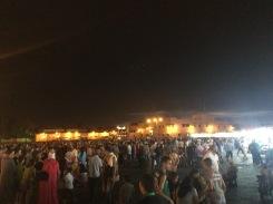 Jemaa el-Fnaa Square, Marrakech