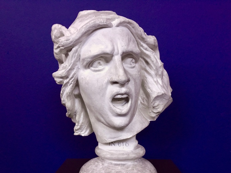 A sculpture by François Rude in the Ny Carlsberg Glyptoteket