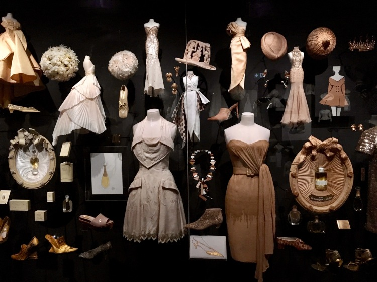 Inside the Dior show at the Musée des Arts Décoratifs