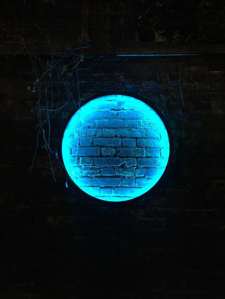 Harmonic Portal by Chris Plant at St James's Church