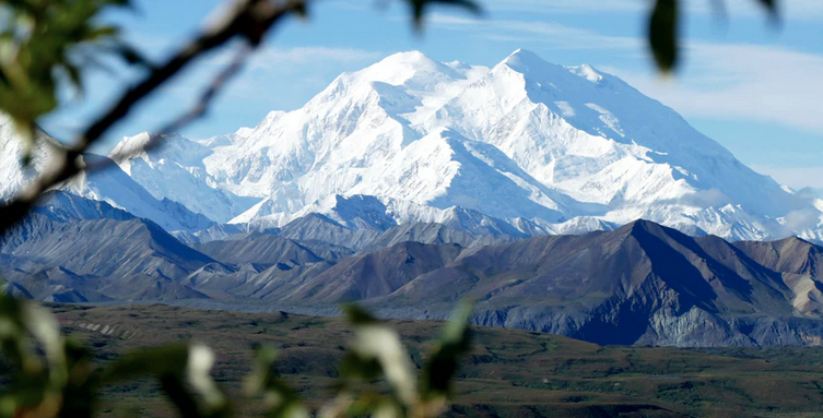 Denali mountain by Joris Beugels