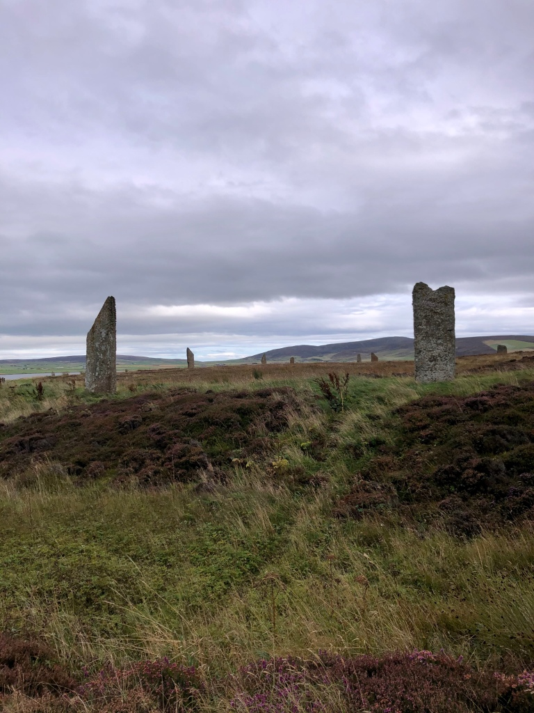 The Brodgar Stone Circle