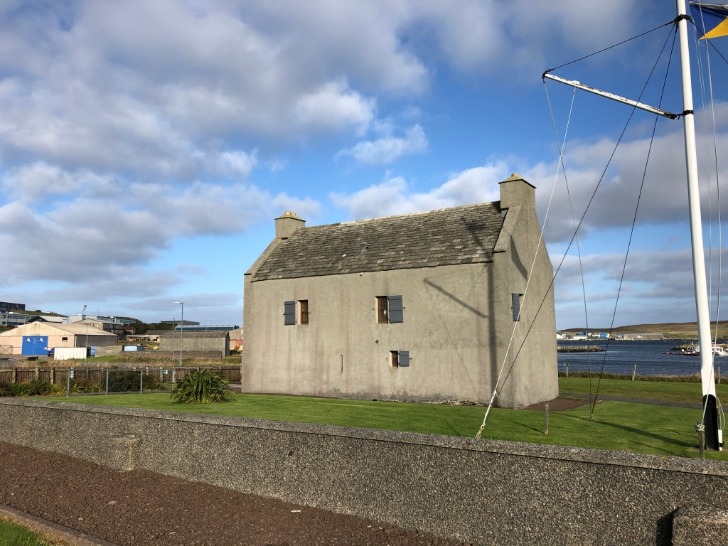 The Shetland Textile Museum