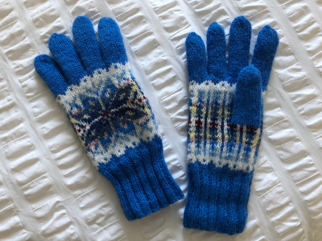 Jamieson's gloves