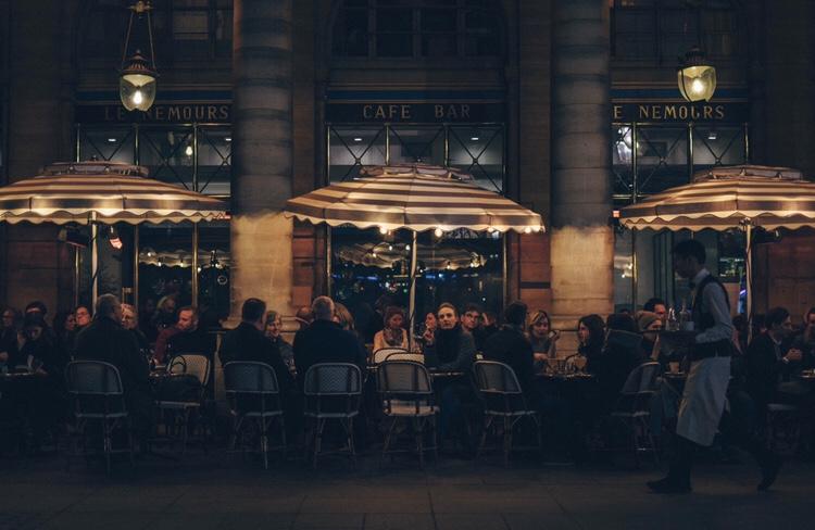 Parisian dining in 2019